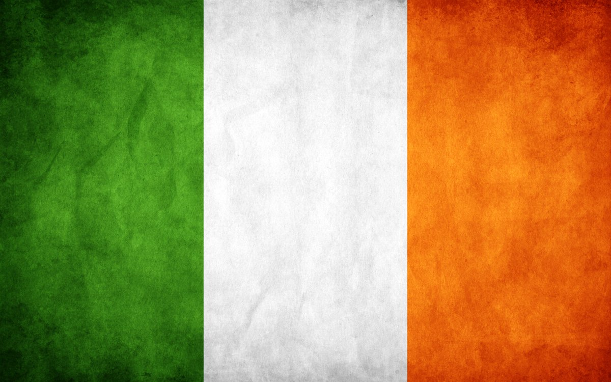 Over 40 million people of Irish descent live in the US, compared to 4.5 million who live in the Republic of Ireland. https://t.co/mQuvCBYqiG