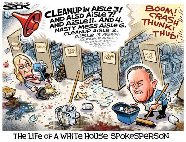 Clean Up Crew.