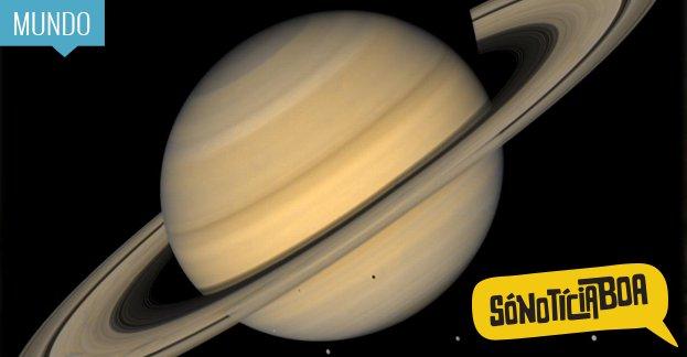 Começa Ciclo de 36 anos de Saturno, o senhor do tempo  http:// bit.ly/2mOGx5N  &nbsp;   #sonoticiaboa #goodnews #saturno #ciclo #anonovo <br>http://pic.twitter.com/yokFQoBJLz
