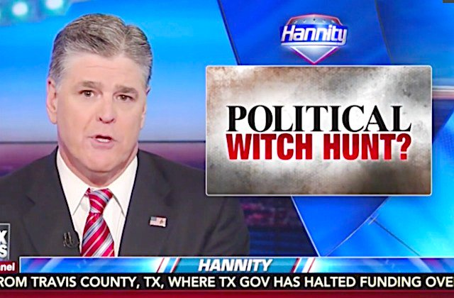 SeanHannity on Comey Hearing  Democrats and the Media Continuing      Political Witch Hunt          Twitter