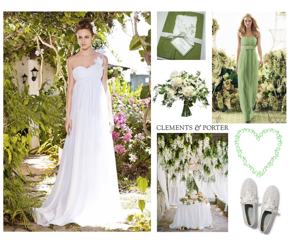 Spring has sprung, as have dreams of garden weddings ahead! https://t.co/ngnf4YSrNV