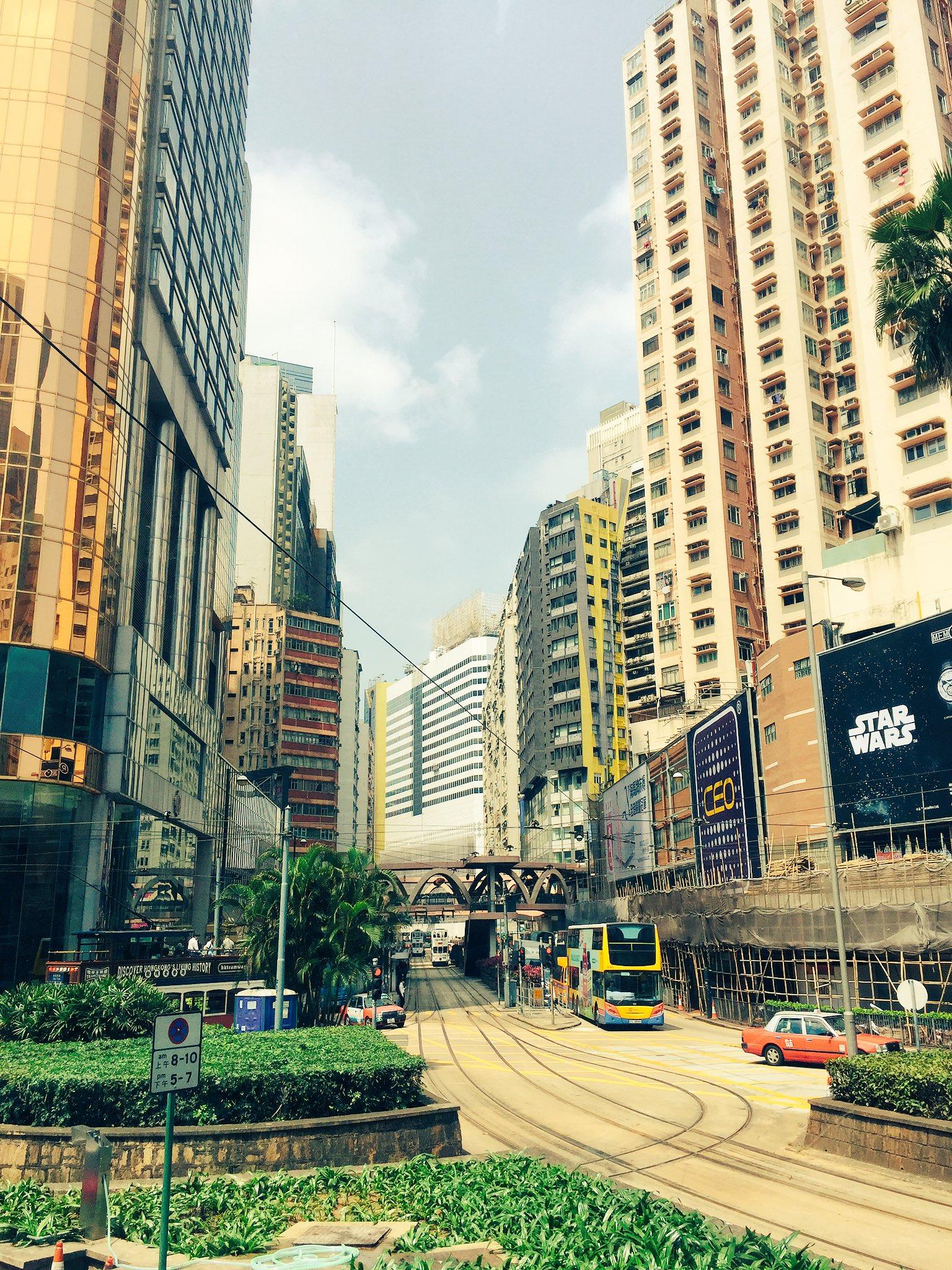 Good morning Hong Kong. https://t.co/LPaYLFuQgN
