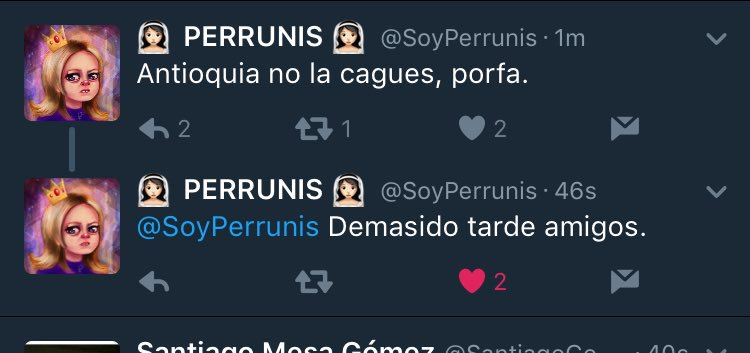 Khe risa 😂😂🤣😂😂😂😂  #ReinadoNacionaldeBelleza2017  #SeñoritaColombia https://t.co/cUUhOhAZcJ
