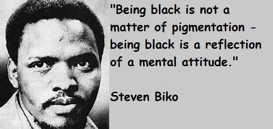 #Blackconsciousness #HumanRightsDay #SteveBiko https://t.co/PCO9gGD1cn