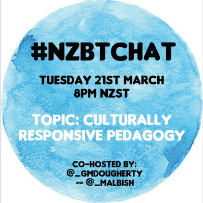 Only 15 minutes to go until #NZBTchat so get comfy, settle in and get ready to chat! https://t.co/v4FEhTTv1D