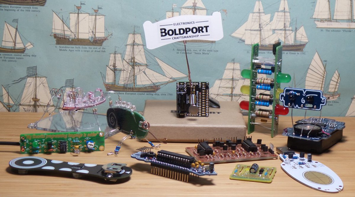one year of beautiful #BoldportClub projects, ready for the next!