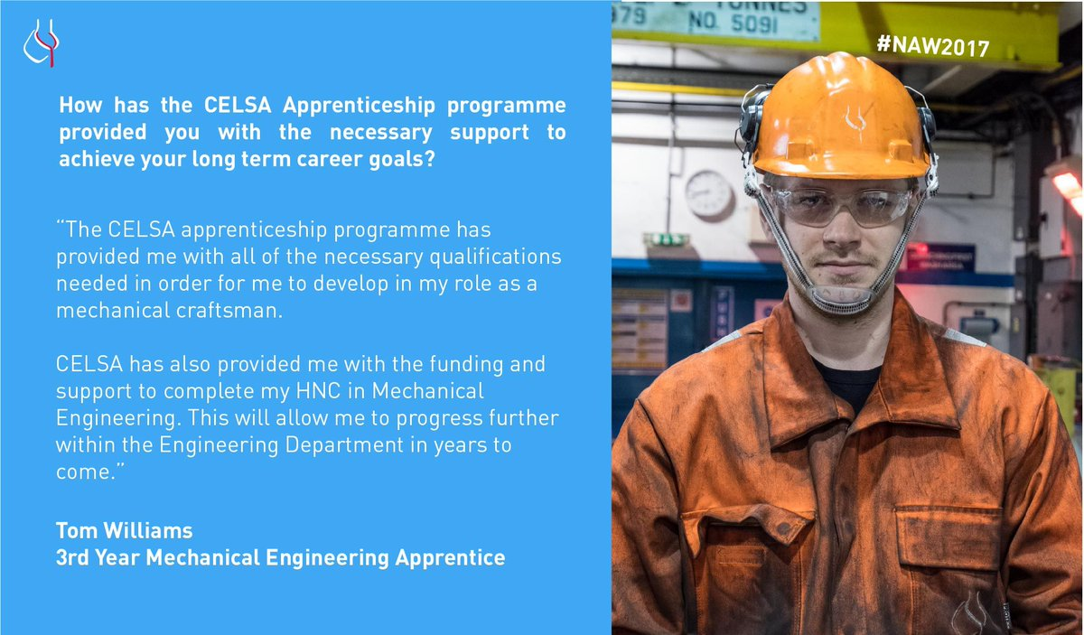 celsa steel uk celsasteeluk twitter icymi are you looking for an apprenticeship which can put you on the right track to achieve your long term career goals pic com yxdwikxlx0