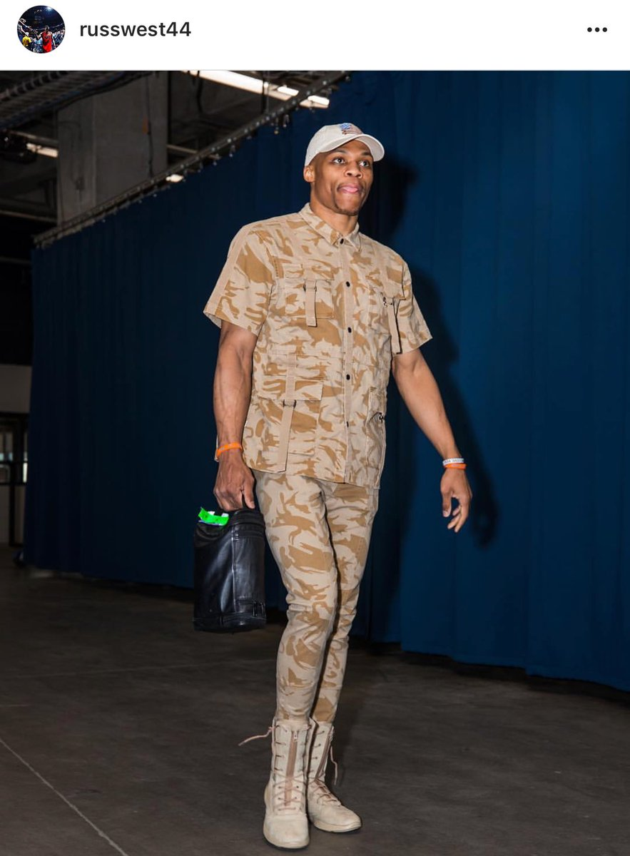 #comecalciotivesti - Speciale Westbrook  #Nba  #Thunder via @ frenchdotcom<br>http://pic.twitter.com/xGy0StJmgk