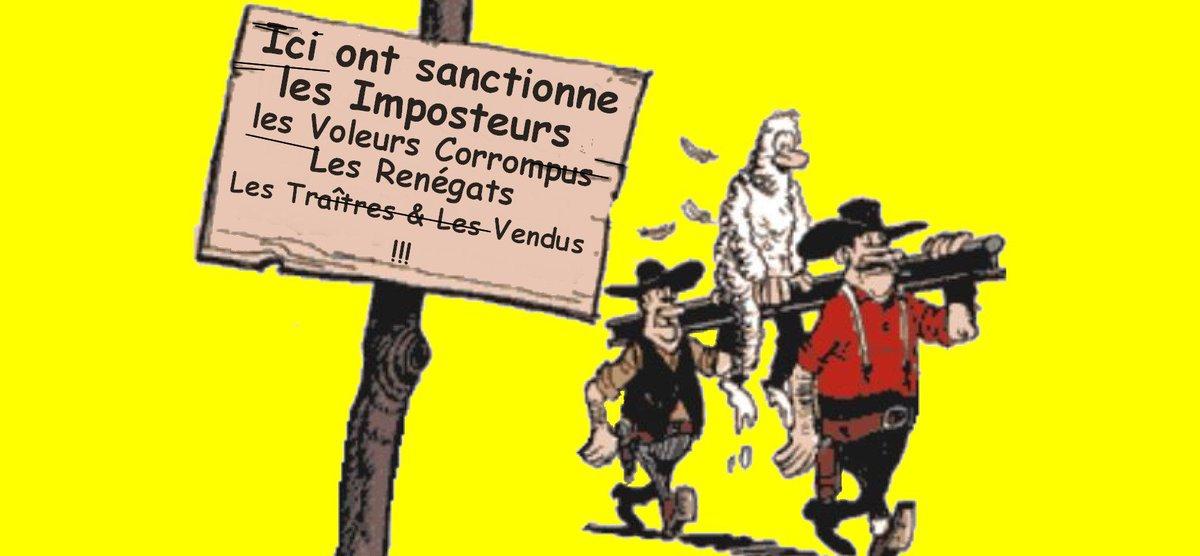 #François, #Marine, #Bruno « #Voleurs - #Corrompus - #Vendus » #Voleurs sans #Morale ont veux 1 #Audit &amp; 1 #Enquête #Généralisée sur #ÉlusFr<br>http://pic.twitter.com/VsXjBpUi2s