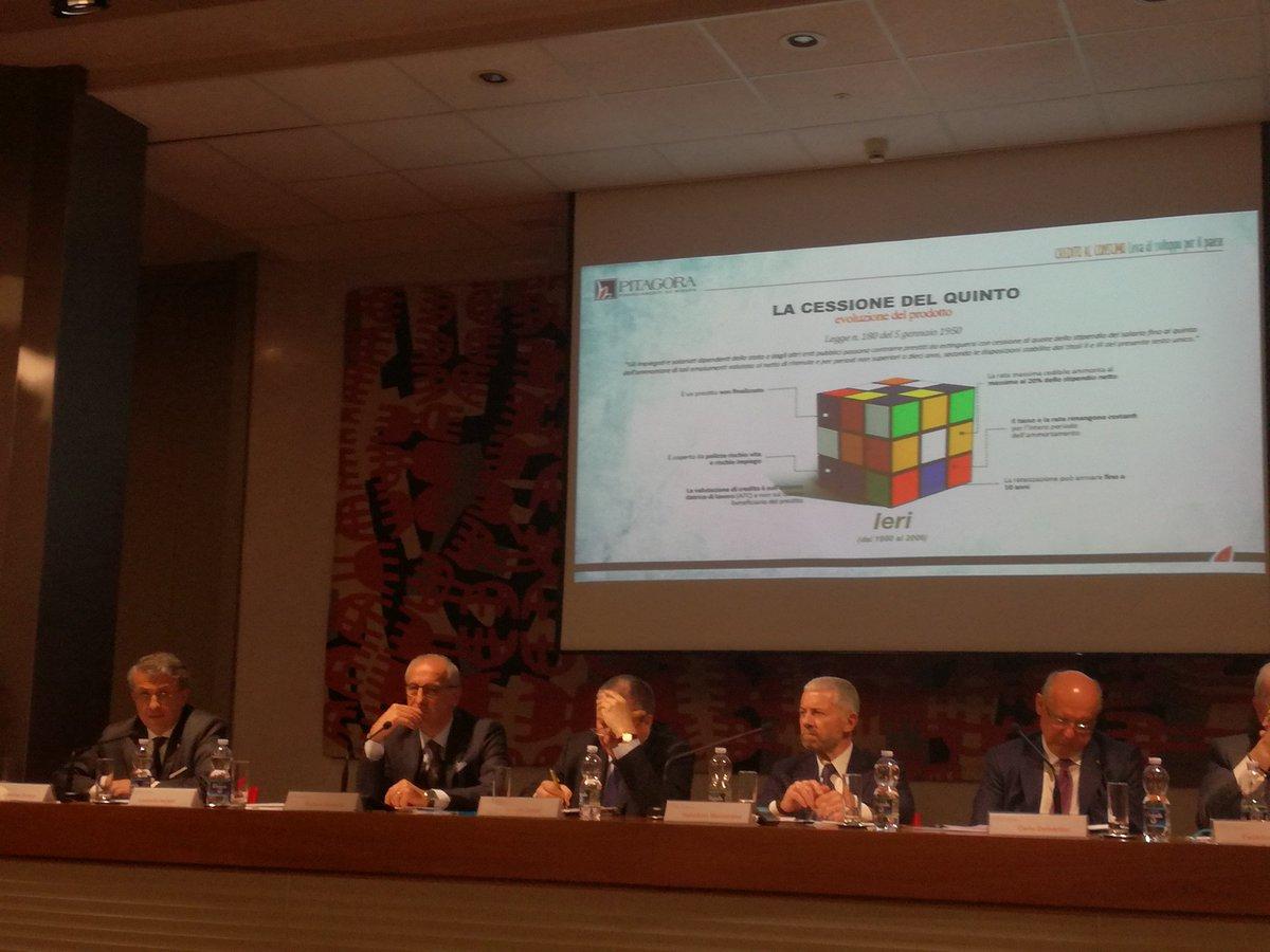 Parla #Sanson di #pitagora #cessionedelquinto @newsfinanza @ilG_economia @RaiEconomia @24finanza @finanza_com #credito al #consumo #sviluppo<br>http://pic.twitter.com/TO0x1WRc5U