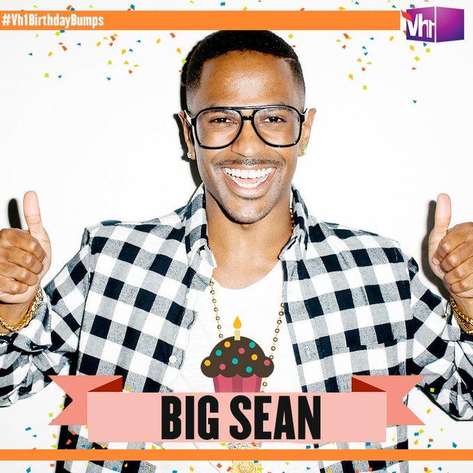Happy Birthday Big Sean! Tune in at 5 PM for