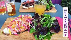 ACTU PARTENAIRE   #Menu à savourer cette semaine au @sweetspotparis  #instafood #déjeuner  http:// ow.ly/v3Im30a6FAW  &nbsp;  <br>http://pic.twitter.com/1UiSVj5dX8