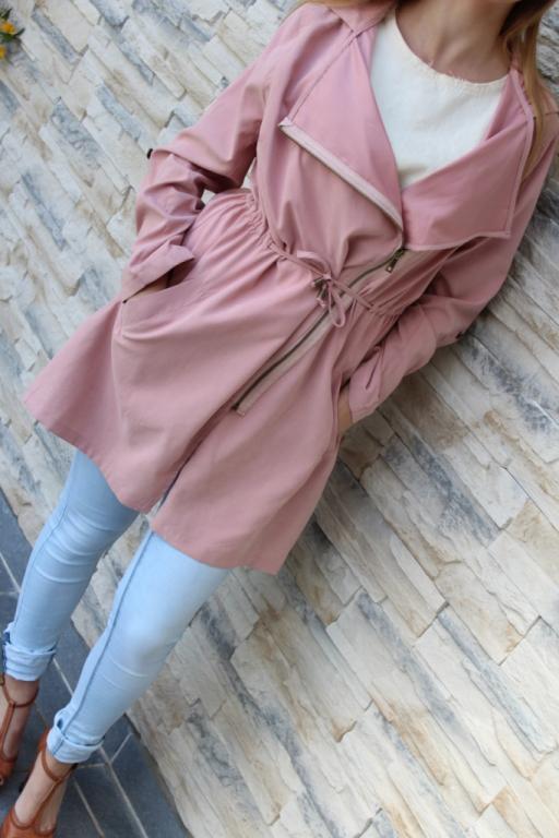Un peu de couleur pour le printemps ;)  #fashionblogger #blog #blogging #blogueuse #mode #trench #rose #printemps #fashion #tendance #chic<br>http://pic.twitter.com/u0Rp0A9bP1