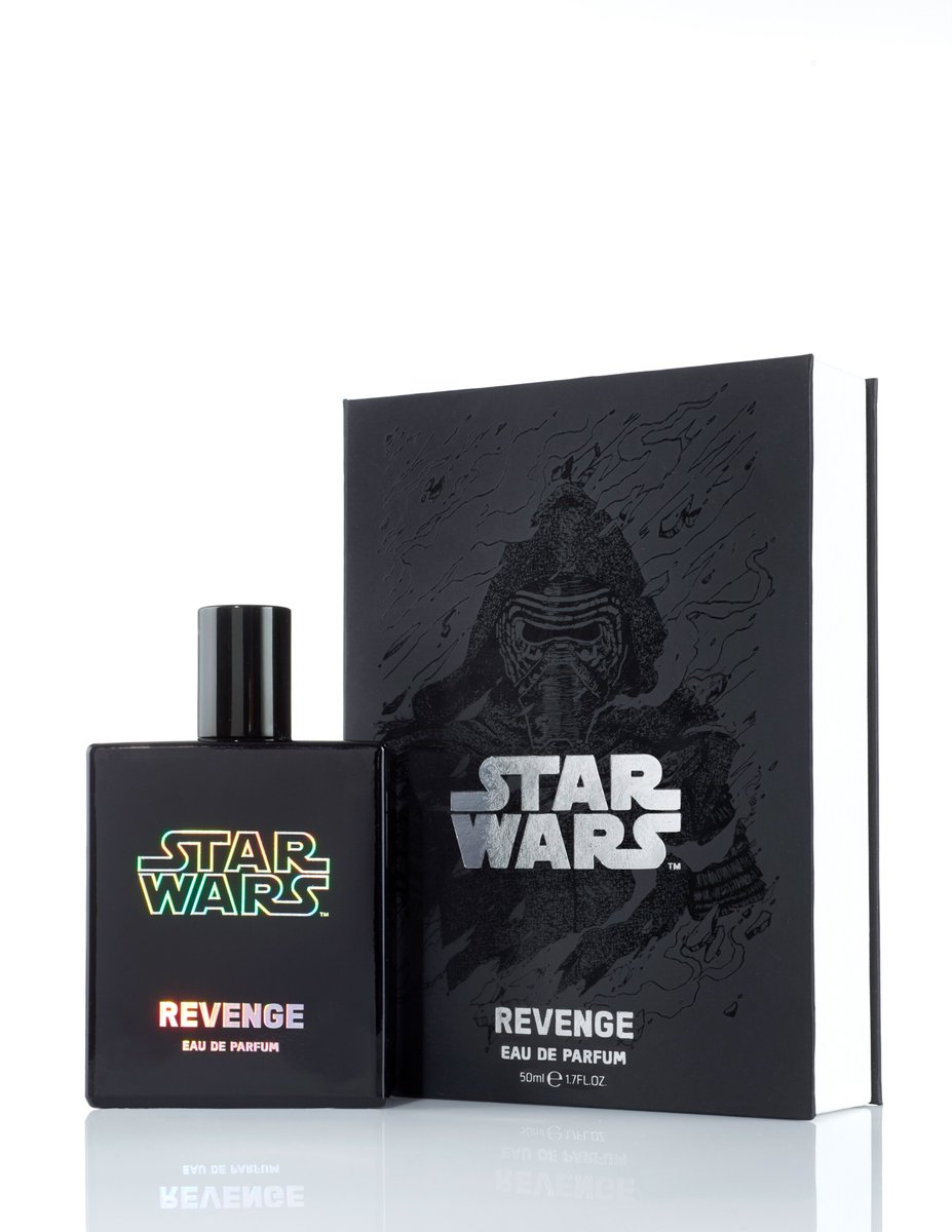The Revenge Star Wars Eau de Parfum, beautifully packaged in its own unique storybook design! On offer now at @bootsuk #starwars #starwarsuk pic.twitter.com/SXGxwWfg41