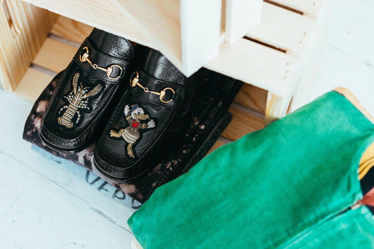 #DONALD, l&#39;invité surprise de #GUCCI pour l&#39;été (via  http://www. hypebeast.com  &nbsp;    http:// urlz.fr/4ZMS  &nbsp;  ) #fashion<br>http://pic.twitter.com/G4Xu6btue7