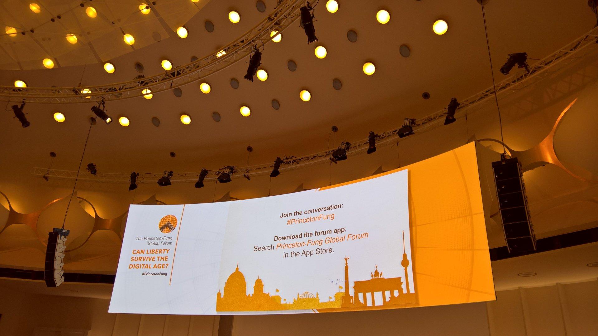Princeton Fung Global Forum wit @BradSmi this morning! #PrincetonFung https://t.co/esaiu8yEdN