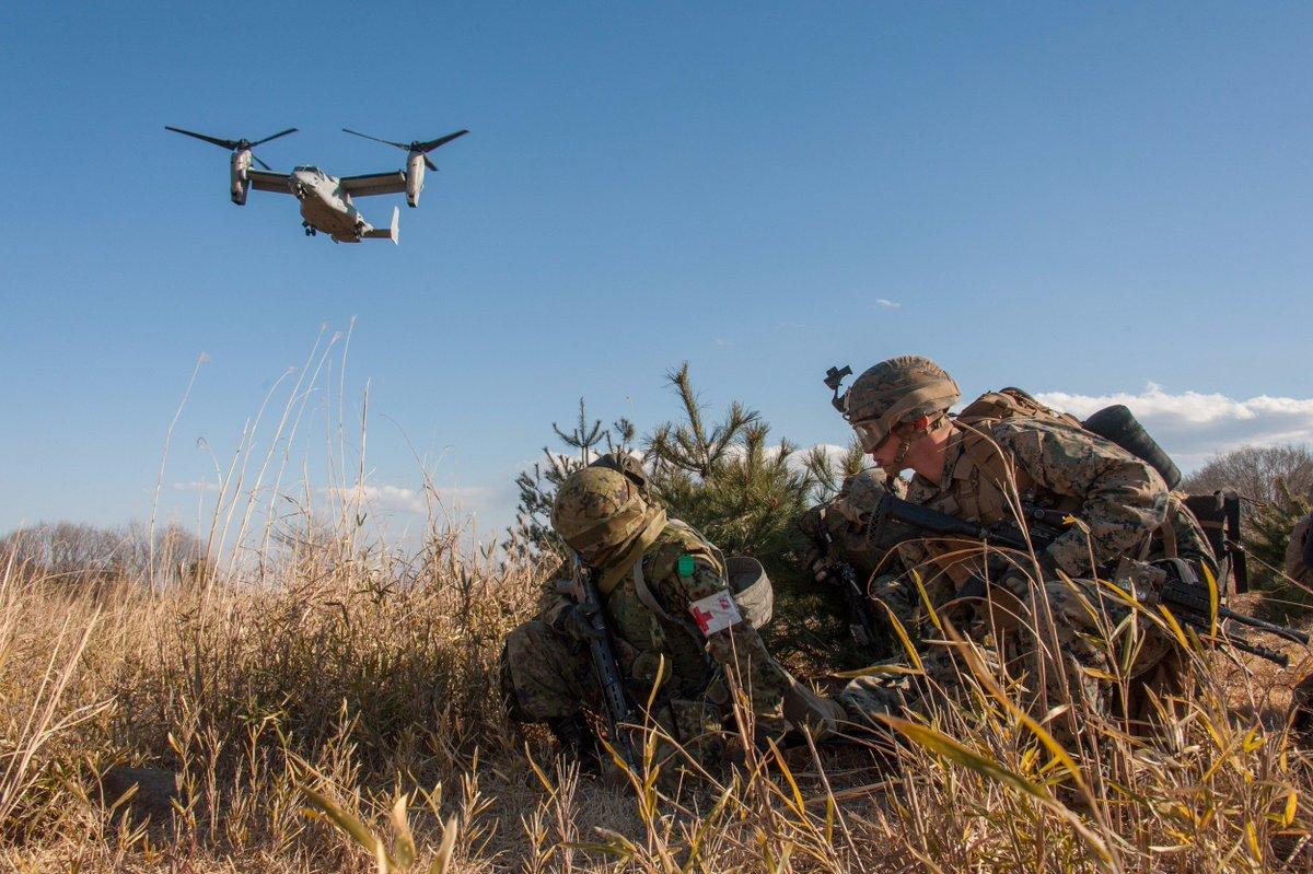 【HP掲載情報】陸上自衛隊WEBサイトに、平成28年度国内における米海兵隊との実動訓練について記事を…