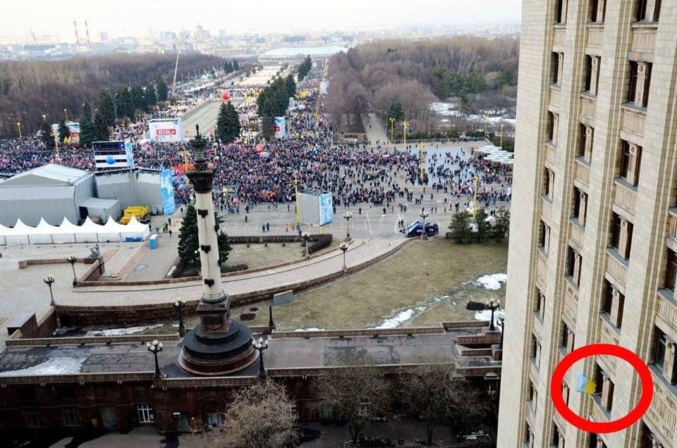 Украинского журналиста Цимбалюка задержала московская полиция - Цензор.НЕТ 7909