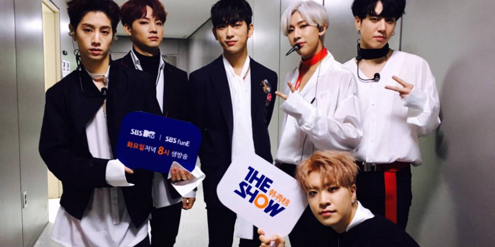 #GOT7 take their first win for 'Never Ever' on 'The Show'! https://t.c...