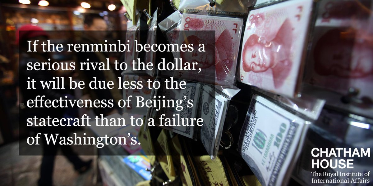 Image result for the renminbi as an international currency