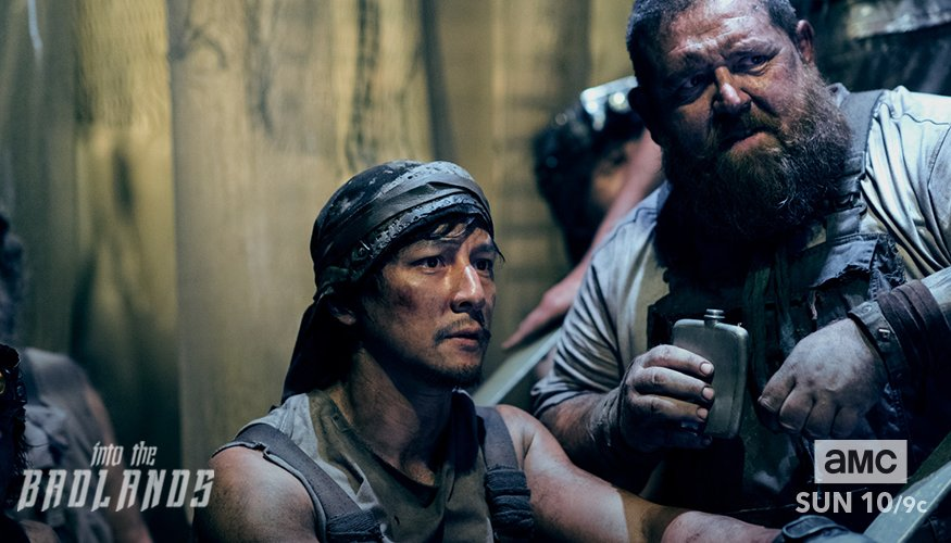 Into The Badlands On Twitter Cast And Creators On How Bajie