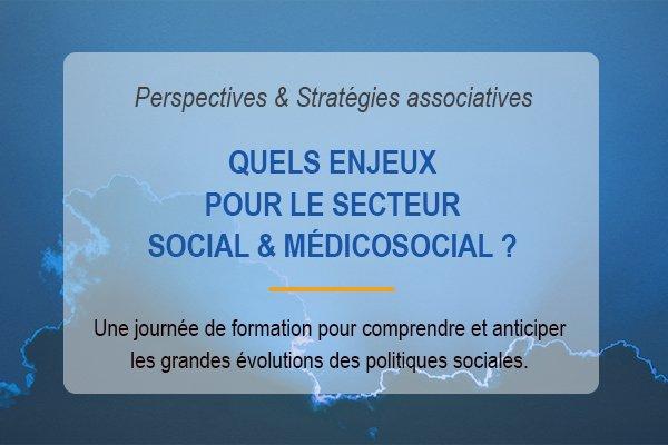 #Stratégies #Asso Quels enjeux pour le #social et #medicosocial ? Découvrez la formation Bleu Social avec Joël May   https://www. bleusocial.com/strategie-asso ciative/ &nbsp; … <br>http://pic.twitter.com/zu3Iz4wIGJ