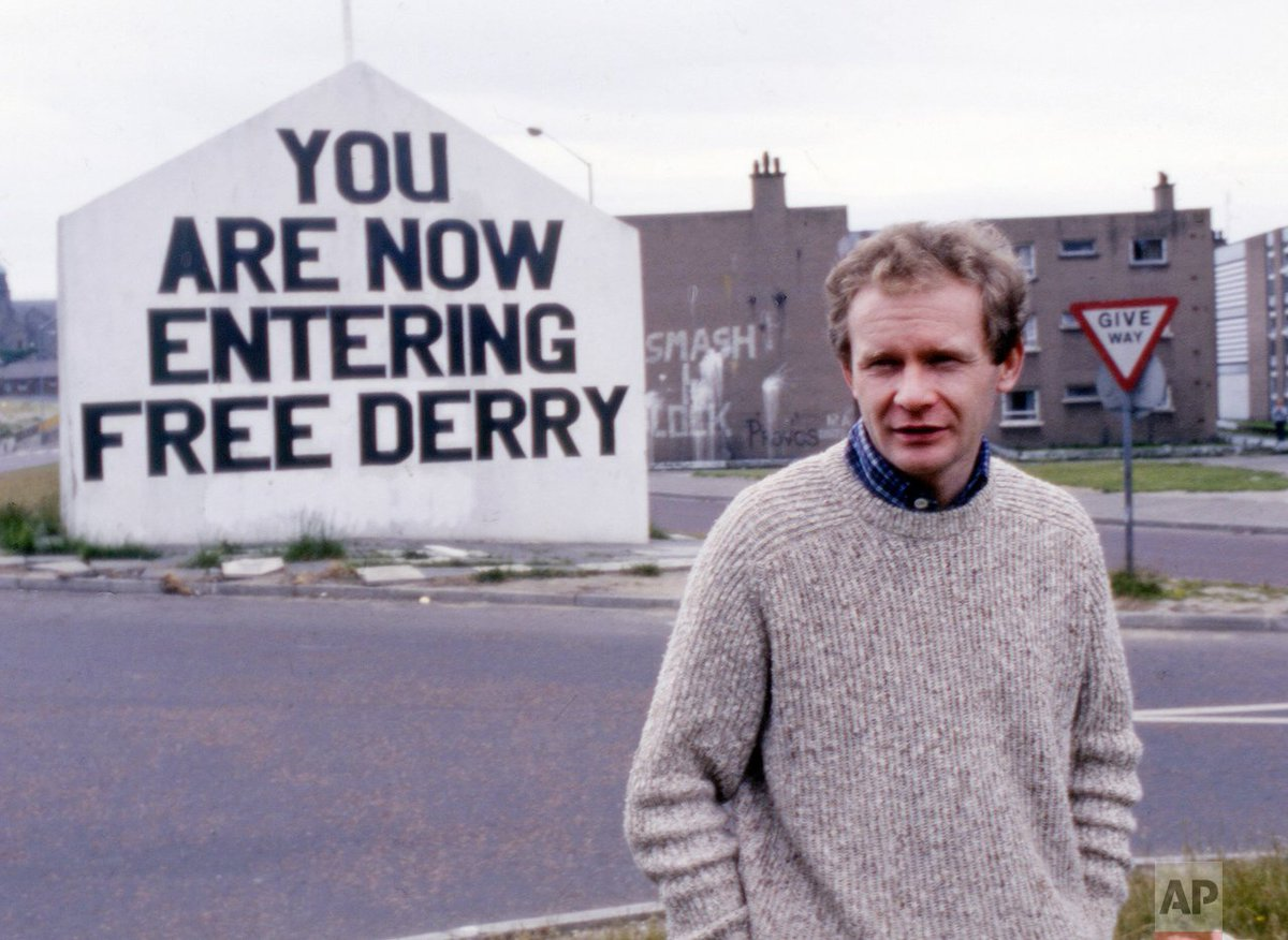 Martin McGuinness, IRA leader turned peacemaker, dies at 66. apne.ws/2n9HlES