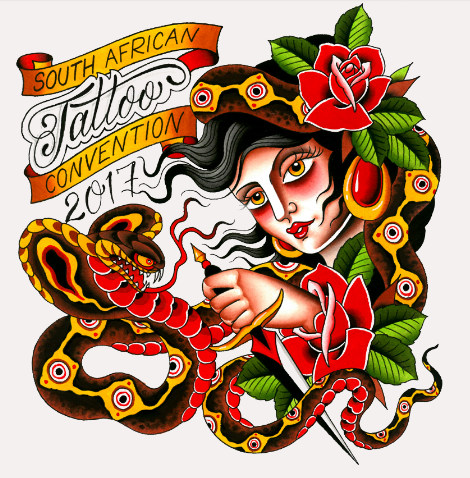 SA International Tattoo Convention takes place at #CapeTownICC from the 24th-26th March.Showcasing tattooers & art related products #tattoo