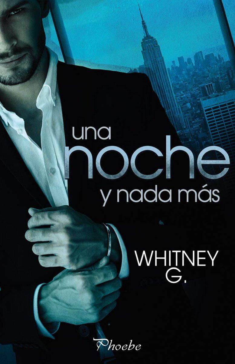 BIENVENIDA A LA FAMILIA PHOEBE @WhitGracia  UNA NOCHE Y NADA MÁS  #novedad #erótica  Traducción de @mariajoselosada  @EdicionesPamies<br>http://pic.twitter.com/greZ6BR75B