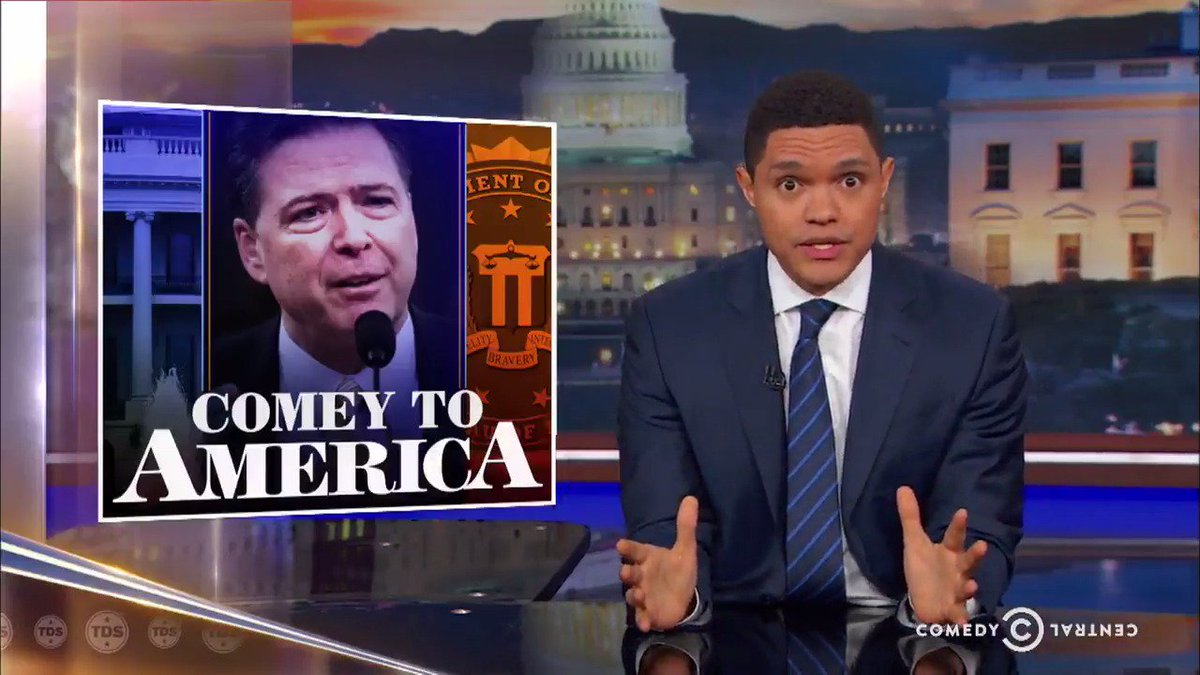 The #DailyShow is not quite surprised that the FBI is investigating th...