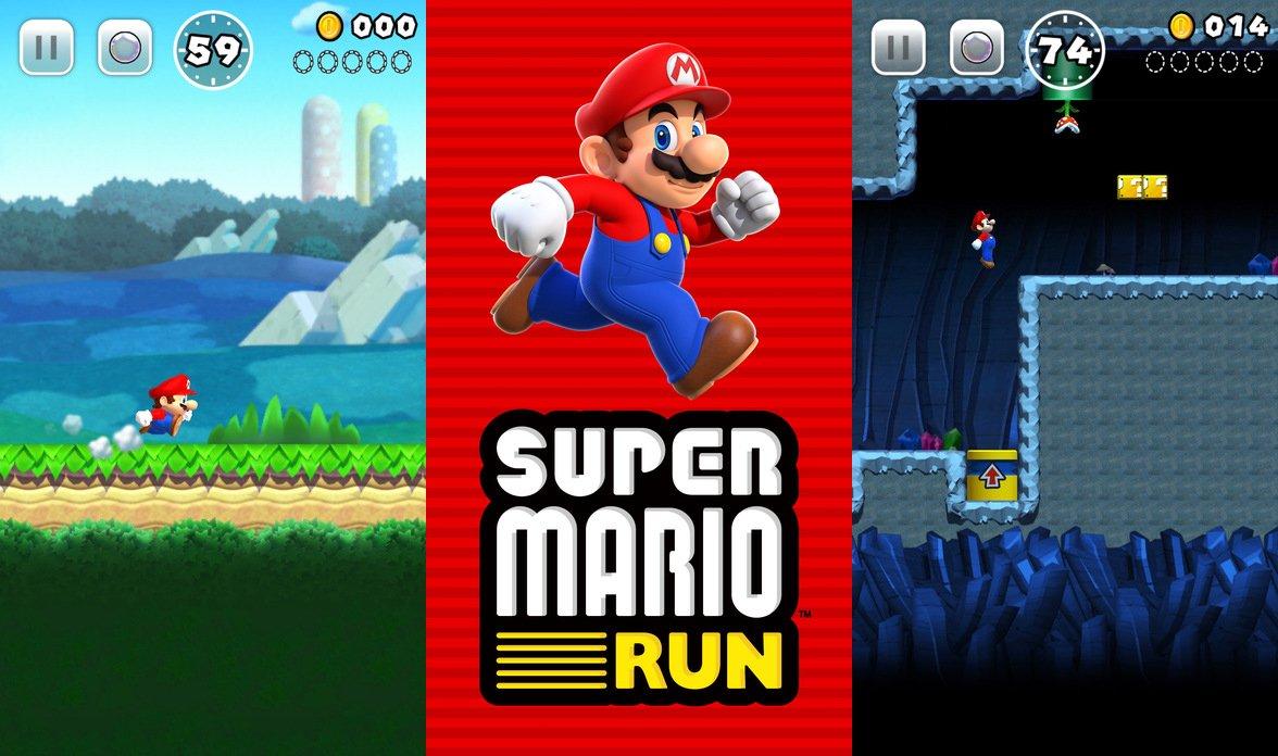 Super Mario Run llega a Android el 23 de marzo https://t.co/7dLmKoOKV3...