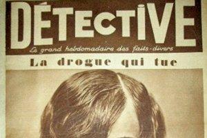 Une exposition que nous vous conseillons &quot;#Détective, fabrique de crimes ?&quot;  http:// buff.ly/2n3ir86  &nbsp;  <br>http://pic.twitter.com/Ky3lPWFvv6