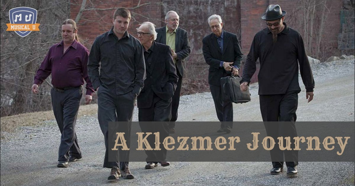 #Clarinetist Paul Green recently spoke with us about the origins and characteristics of #klezmer #music:  http:// musl.ink/klezjrny  &nbsp;  <br>http://pic.twitter.com/mPi6dX9zBI