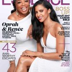 We're extremely excited to unveil the cover of our April 2017 issue featuring the iconic @Oprah and @ReneeGoldsberry! Pick yours up on 3/24.