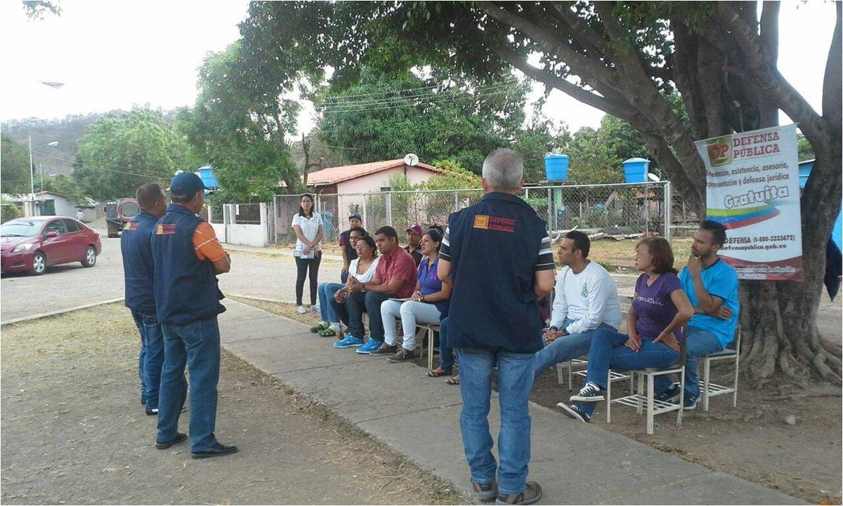 #EsNoticia DP enseñó las competencias a consejos comunales del Edo. Gu...