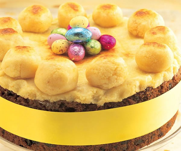 An Easy Simnel Cake Recipe Just In Time For Easter