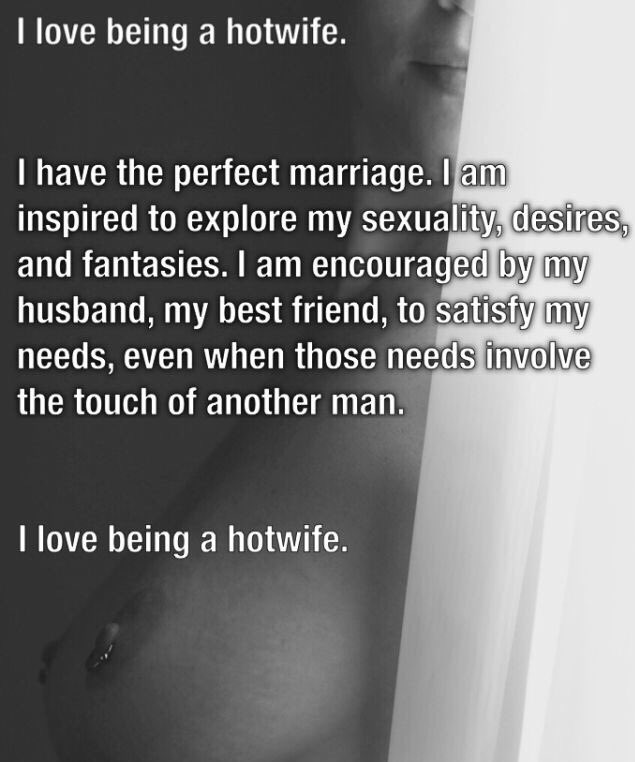 what is a hotwife