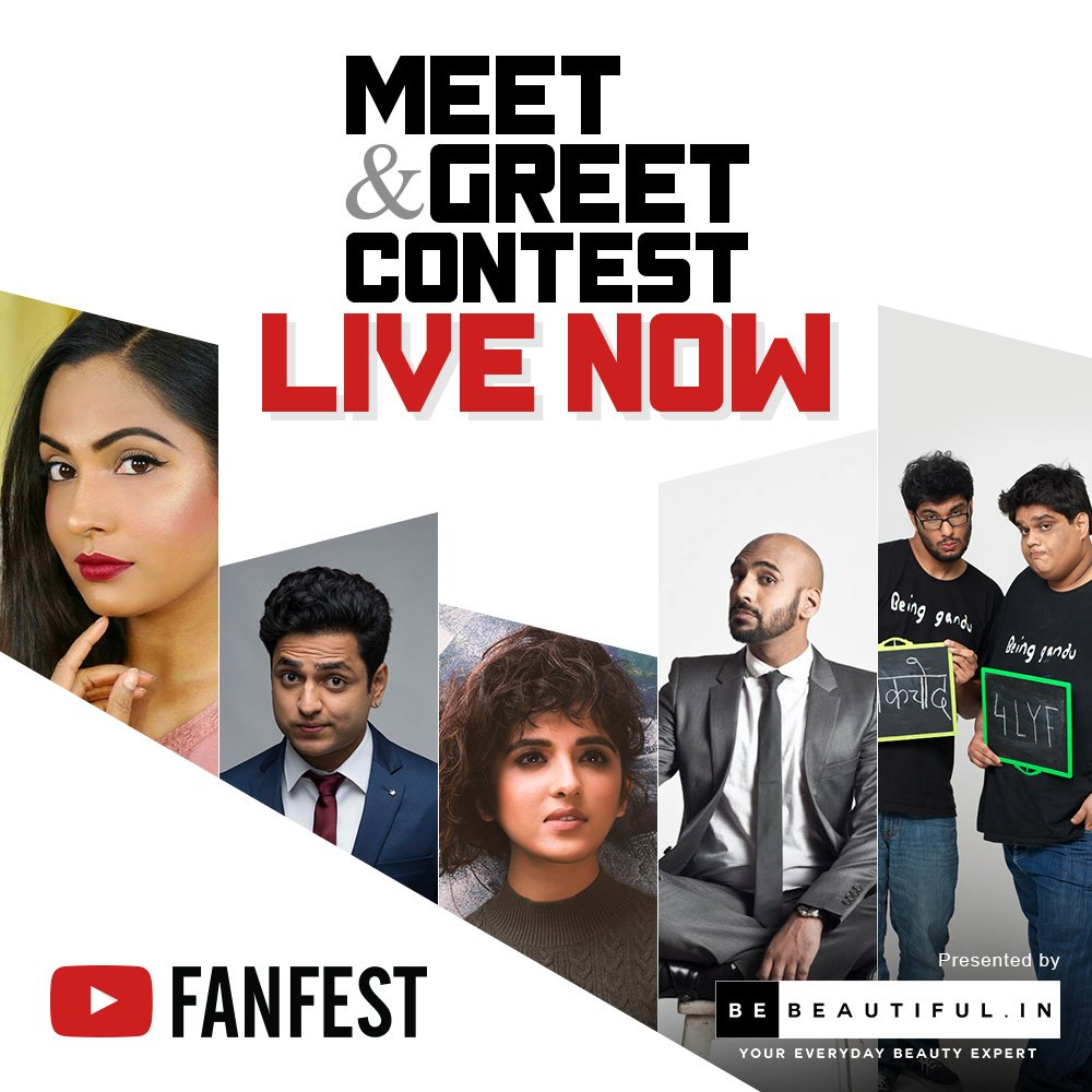 Be Beautiful On Twitter Our Meetandgreet Contest Is Live 25
