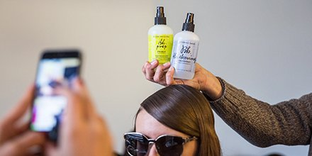 Are you Prep-ared for the weekend? (See what we did there?!) #Bumbleandbumble https://t.co/OkUV6Ct2eT