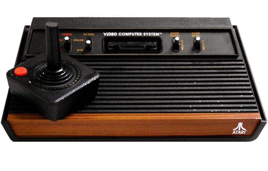 Atari 2600 pode ser relançado no Brasil: https://t.co/GUVdznNUpg