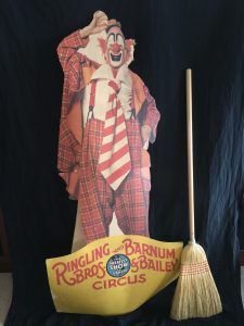 Ringling Bros & Barnum Bailey Circus Clown Lo