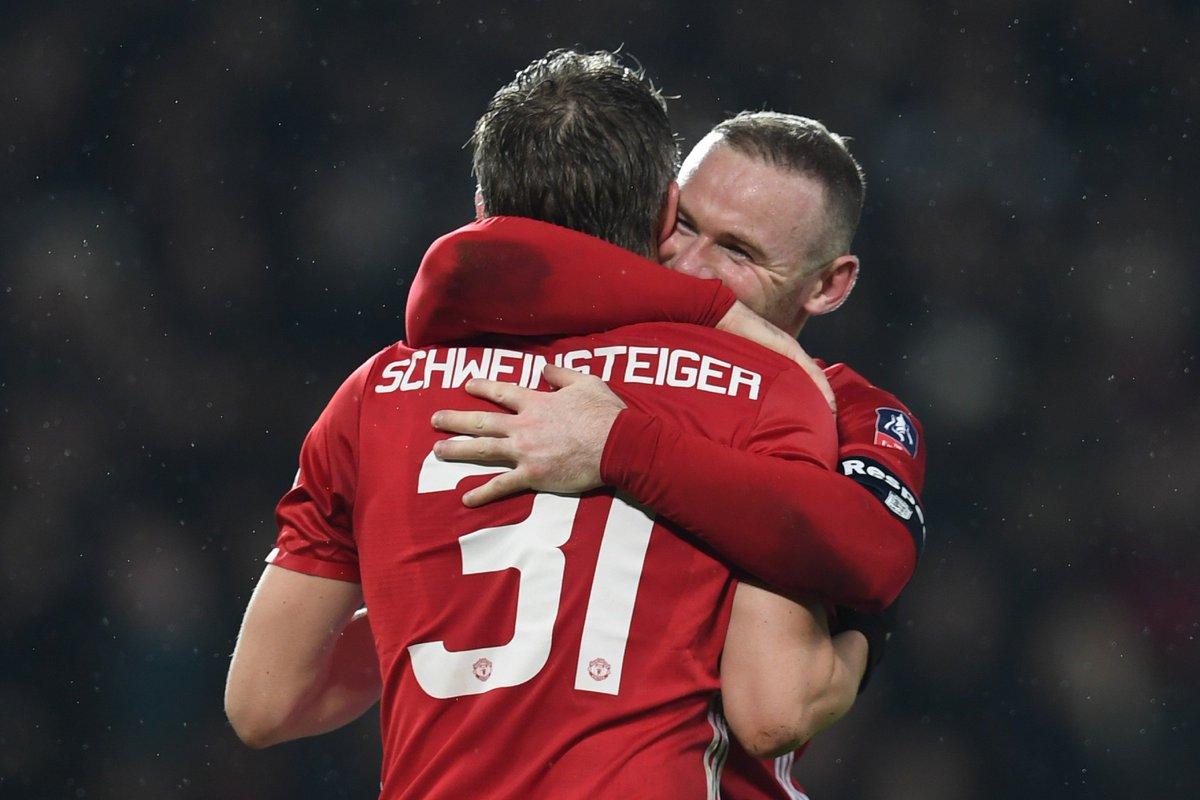 Manchester United and Basti Schweinsteiger