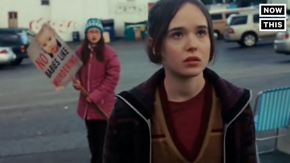 Ellen Page's Juno is back — and she's here to save Planned Parenthood...