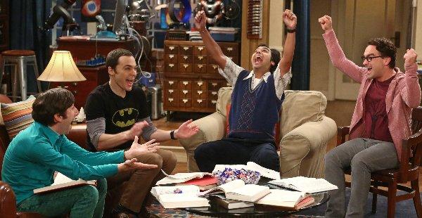 ¡'The Big Bang Theory' filmará dos temporadas más! #InsideWarner >&...