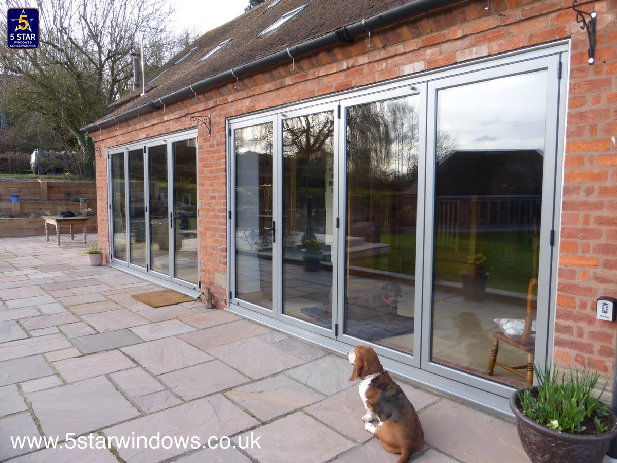 5 star windows on twitter this barn conversion near for 5 star windows and doors