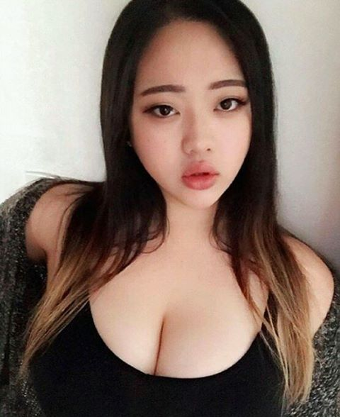 tits big blowjob with girls Asian