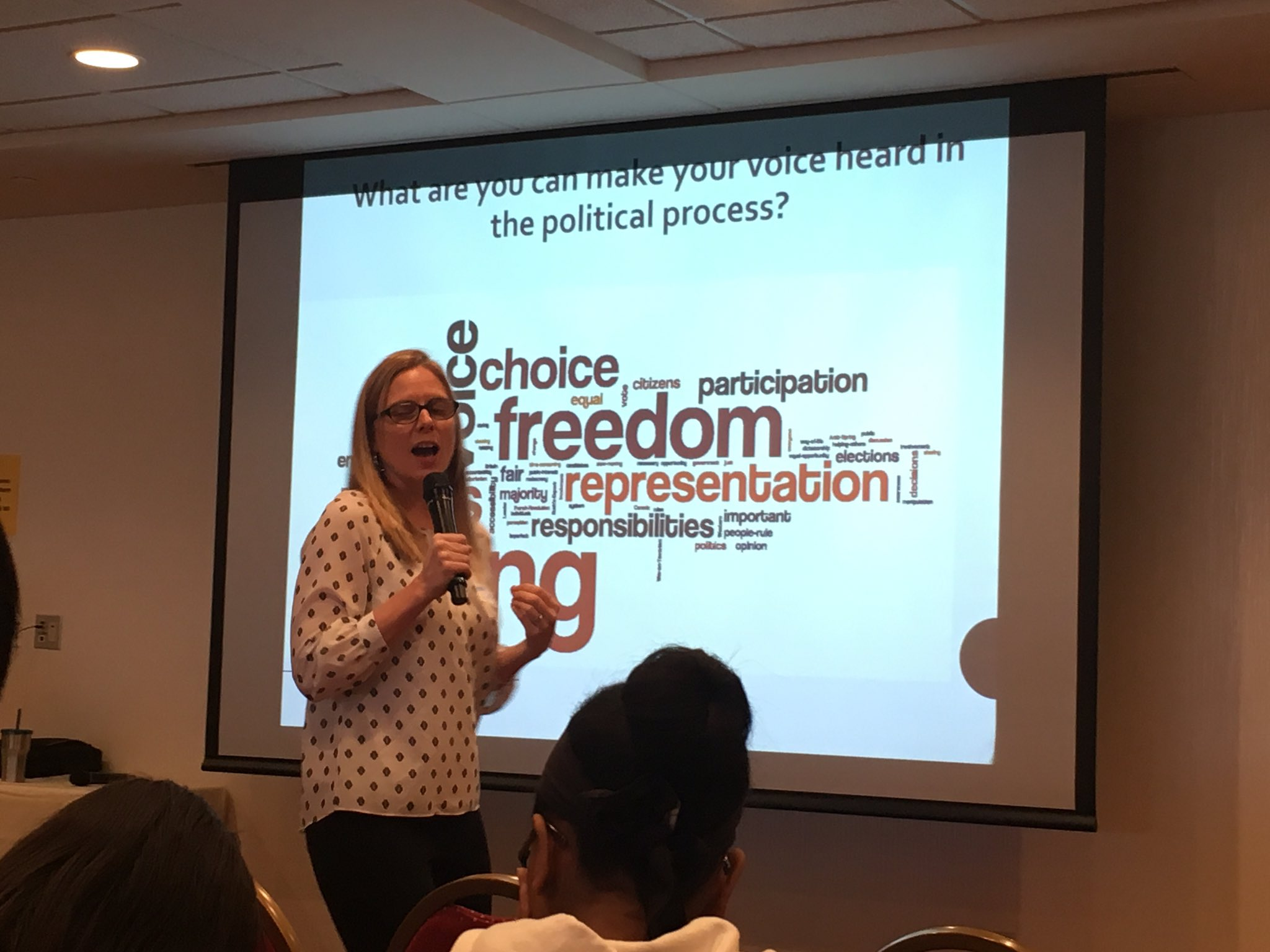 Enjoying #YDAC17 with @MNYouth - #GradMN youth are currently participating in an interactive training on advocacy & leadership! #GradNation https://t.co/5RrDybMXkC