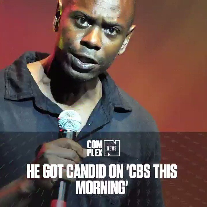 🚨 PSA: Dave Chappelle's comedy specials are now on @Netflix! 🚨 https:/...