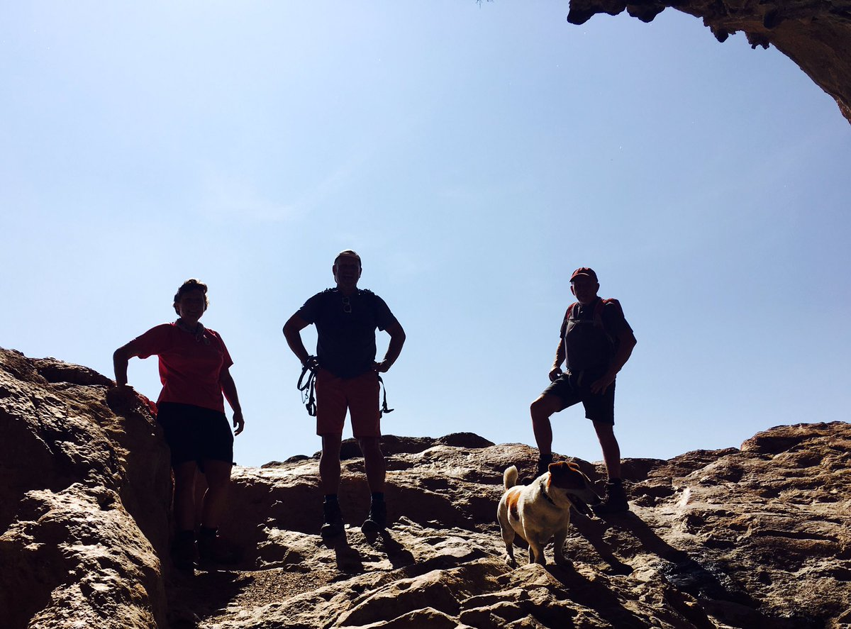 Super day today in #Javea, we walked to La Cova Ampla (eye of Montgo) @XabiaJavea @SpainBuddy @JaveaXabia @Javeamigos<br>http://pic.twitter.com/uHuRpRW4Ru