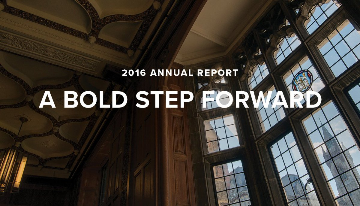 lehigh university on in our annual report we present lehigh university on in our annual report we present our goals aspirations as well as significant accomplishments of the past year